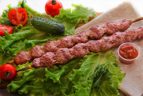люля кебаб из мраморной говядины с доставкой